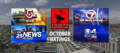 October Ratings Header